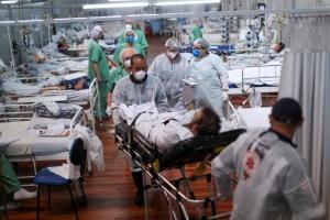 La cifra de contagios por coronavirus en el mundo supera los 160 millones