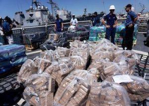 Decomisan millones de dólares en cocaína en el suroeste de Puerto Rico