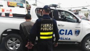 Detuvieron una banda liderada por un nicaragüense que almacenaba armas y drogas en Costa Rica