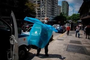 Al menos 15 venezolanos fallecieron por Covid-19 en el último balance chavista