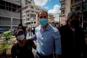 Guaidó: Una imposición del régimen sin garantías busca blanquearlos y dividir