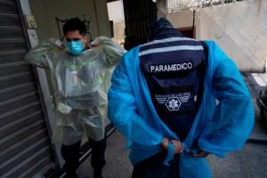 Al menos 18 nuevas muertes por Covid-19 extendieron el luto en Venezuela