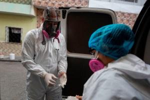 Al menos 15 venezolanos se sumaron a los fallecidos por la pandemia