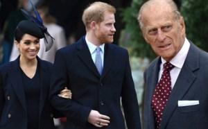 ¿Harry y Meghan Markle regresarán a Reino Unido tras la muerte del príncipe Felipe?