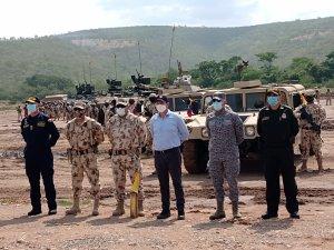 Defensa de Colombia aseguró que el país está preparado para responder ante amenazas internacionales