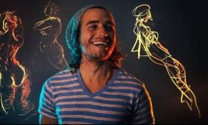 """Jorge Ruiz Cano, el venezolano en Disney detrás de la magia de """"Raya y el último dragón"""""""