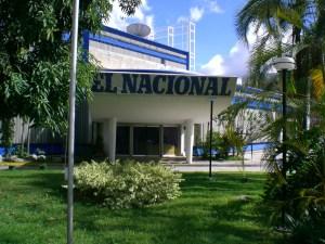 Editorial de El Tiempo: Defensa de El Nacional
