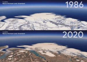 """¿Viajar en el tiempo? Conozca el """"Timelapse"""" de Google Earth que permite hacerlo"""