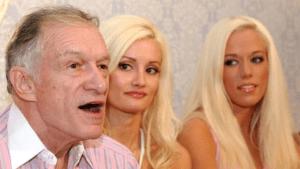 La ex conejita de Playboy Holly Madison reveló la regla sexual secreta de Mansion