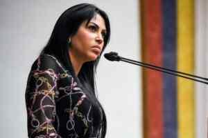 Delsa Solórzano: Hemos construido bases sólidas para la transición de Venezuela