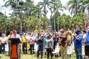 Frente Amplio Venezuela Libre aplaudió acuerdo de los partidos políticos democráticos