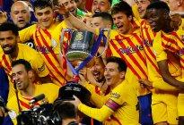 Messi se convirtió en el segundo jugador con más títulos de la historia