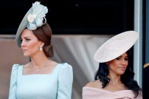Revelaron la verdadera razón de la pelea entre Meghan Markle y Kate Middleton