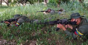 Familiares de militares desaparecidos en Apure exigen al régimen información sobre su paradero