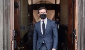 Casado anuncia que el PP se va a personar en el caso de Plus Ultra tras investigar una juez ayudas a la aerolínea