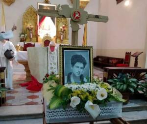 Reliquia del Beato Carlos Acutis ya se encuentra en la Iglesia San José de Ñaraulí en Caracas (Fotos)
