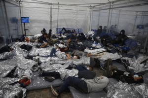 Más detenciones de migrantes provenientes del Triángulo Norte en frontera sur de EEUU