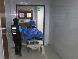 Joven estuvo a punto de morir por sobredosis en Táchira: Se rompieron los dediles de cocaína que ingirió