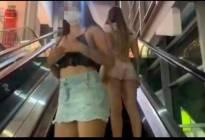 Polémica en Colombia por nuevo video sexual: Dos mujeres se grabaron dentro de un centro comercial