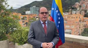 Borges agradeció el apoyo de la comunidad internacional a favor de migrantes venezolanos