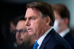 """Corte Suprema de Brasil ordenó investigar a Bolsonaro por """"noticias falsas"""" sobre las elecciones"""