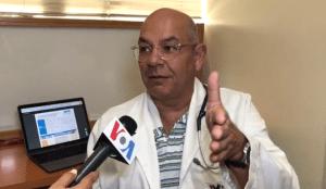 Dr. Julio Castro advirtió que no hay un plan de vacunación en Venezuela