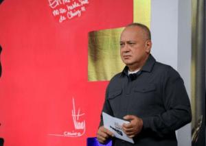 Lo que dijo Diosdado Cabello tras la muerte de Aristóbulo Istúriz