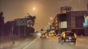 Alertan la caída de un posible meteorito en el sur de la Florida (Video)