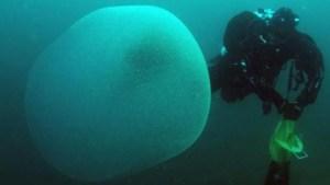 Revelan el misterio de las esferas gigantes halladas en el Mediterráneo y el Atlántico (FOTOS)