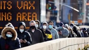 Gobierno de EEUU exige a sus trabajadores demostrar que están vacunados
