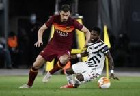Manchester United pasó a la final de Europa League pese a caer en Roma