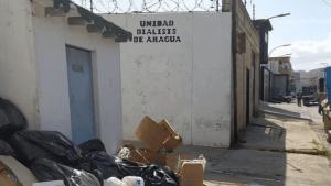 Unidad de diálisis dañada en Aragua deja a 40 pacientes en riesgo de muerte