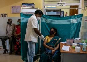La vacunación con inmunizante ruso antiCovid-19 Sputnik V comenzó en India