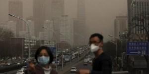 Las emisiones de China superan a todas las naciones del mundo desarrollado combinadas