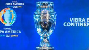 Conmebol registró 65 contagios por coronavirus en la Copa América