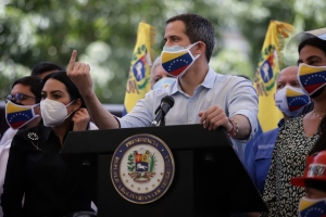 Juan Guaidó en reunión con estructuras políticas de Miranda: Todos somos necesarios para salvar a Venezuela