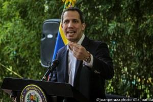 """Guaidó aseguró que llamar """"presidente"""" a Maduro es banalizar la lucha de millones de venezolanos"""