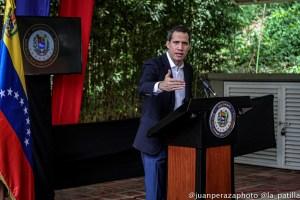 Juan Guaidó: A la dictadura venezolana hay que obligarla, presionarla, para forzar un acuerdo