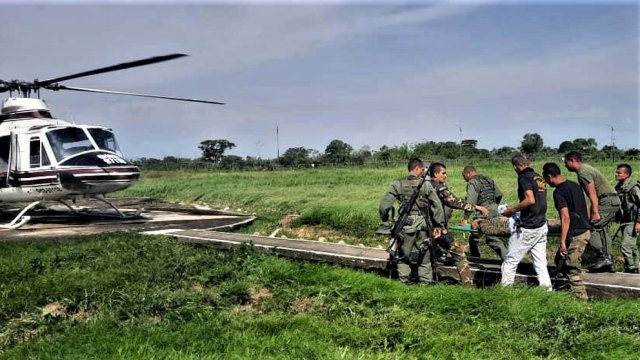 El Ejército de Venezuela se retira de la zona donde se enfrentó con la  disidencia de las Farc en la frontera con Colombia - LaPatilla.com