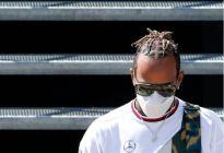 ¡Contundente! Hamilton responde a sus detractores: Los abucheos no me importan