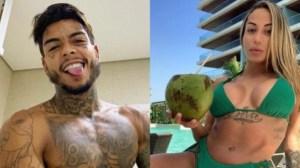 Habló la modelo amante de MC Kevin que estaba en la habitación desde la que cayó en un hotel de Brasil