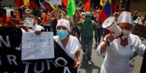 Médicos Unidos de Venezuela: Cada día sin información de las vacunas es uno más de angustia