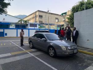 Tribunal de Caracas embarga la sede de El Nacional (Foto + Boleta)