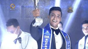 William Badell se convirtió en el Mister Supranational Venezuela 2021