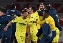 Villarreal evitó el pleno de la Premier League en las finales europeas