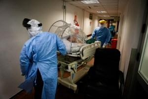 Uruguay, primer país en muertes diarias de Covid-19 por cada millón de habitantes