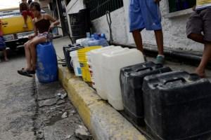 La escasez del agua es cada vez más aguda en comunidades del estado Lara