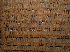 Brasil camina hacia el medio millón de víctimas por el coronavirus