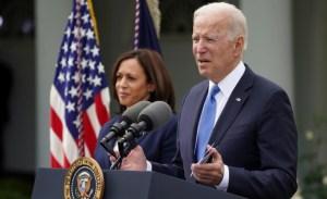 Joe Biden y Kamala Harris publican sus declaraciones de impuestos de 2020 (VIDEO)