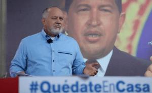 Diosdado anticipó que el chavismo no desea negociar elecciones presidenciales libres